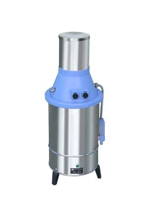 △结构先进,操作方便 普通型不锈钢电热蒸馏水器