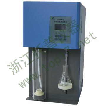 蒸馏装置示意图