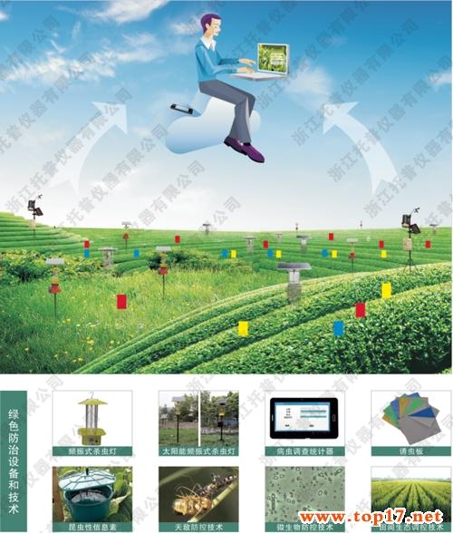万博怎么下载物联网在农林有害生物监测预警系统中的应用
