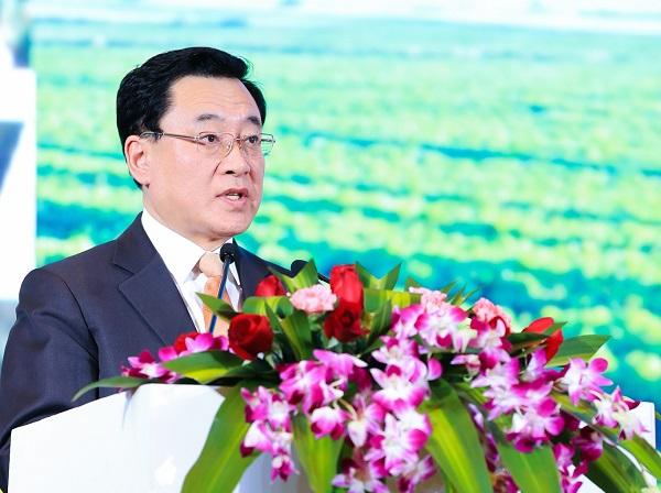 中国农业工程学会理事长隋斌