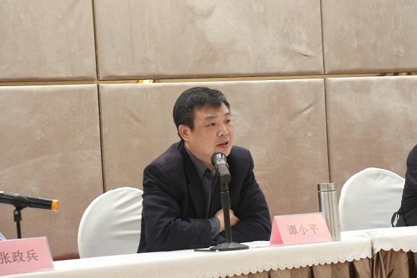 湖南省植保植检站副站长谭小平
