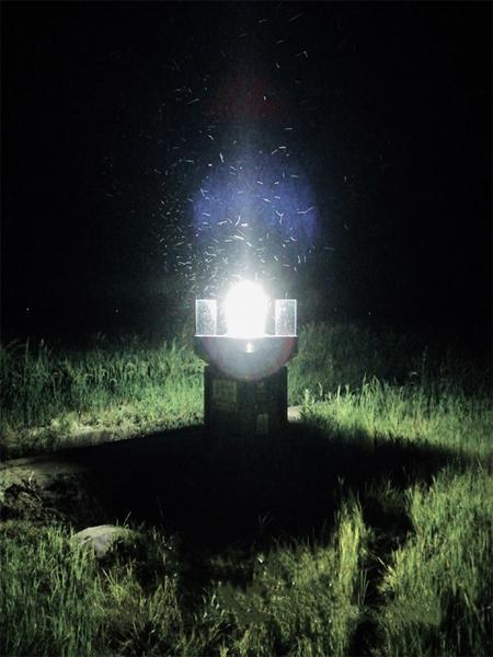 科技尖兵,夜灯长明