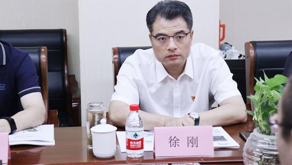 桐乡市副市长徐刚